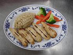 Chicken Brest Teriyaki